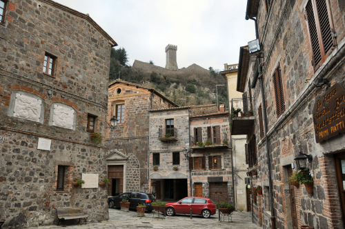 Radicofani Italy  City new picture : 10 UNDISCOVERED BEAUTIES: 1 RADICOFANI » ouritaly